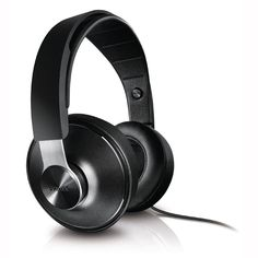 Philips SHP8000 - Love their looks and, getting accusomted with time, bassy sound. :)