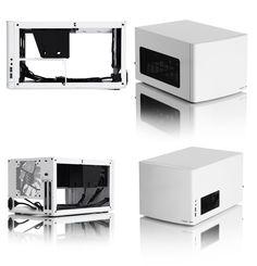 Fractal Design Node 304 USB 3.0 Mini ITX DTX Case White [FD-CA-NODE304-WH] - $139.00 : PC Case Gear
