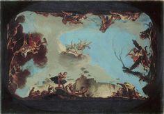 Allegory of Eloquence, Giambattista Tiepolo