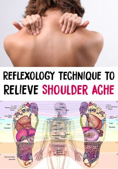 If you spent long time in front of the computer, I assume you know how worst is the shoulder ache. Try this Reflexology Technique To Relieve Shoulder Ache!