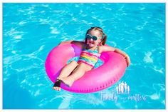 Stock Photo - Happy little girl playing with colorful inflatable ring in outdoor swimming pool on hot summer day. Kids learn to swim. Outdoor Swimming Pool, Swimming Pools, Detox Your Home, Pool Chlorine, Lead By Example, Learn To Swim, Healthy Environment, Our Kids, Lessons Learned