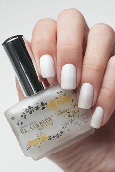 Brand: El Corazon Collection: Matte & Shine Effect (2014) // Color: M&S-172 // Blog: Anna Gorelova
