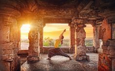 Remember, there is more to the history of yoga than what we learn about in downward dog. Yoga is a practice that has been passed down through thousands of