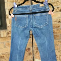 """Nice Paige jeans in great condition Waist 14"""" Rise 7"""" Inseam 28"""" Hips 16"""" Leg Opening  8.5"""" Paige Jeans Jeans Boot Cut"""