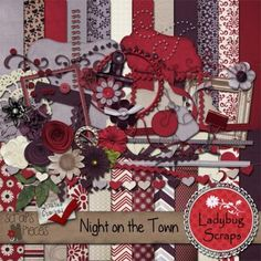 Night On The Town [LBS_NOTTkit] - $4.99 : Scraps N Pieces Store