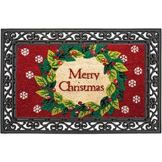 Wreath Coir Mat *** You can get more details by clicking on the image.