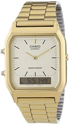 New Casio AQ230GA-9D Digital Analog Dual Time Metal Watch Multi Alarm Auto Calendar Water Resistant, http://www.amazon.com/dp/B002LAS07W/ref=cm_sw_r_pi_awdm_aSErub1HPPCYZ
