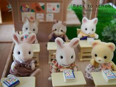 Sylvanian Families Back to School | Flickr - Photo Sharing!