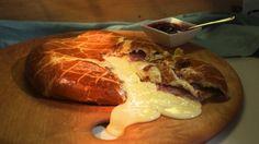 Queijo derretido é apenas um dos destaques da receita do padeiro britânico