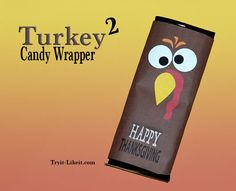 And, if I planned better, there would only be one post for Turkey Candy Wrappers. Chocolate Bar Wrappers, Candy Bar Wrappers, Thanksgiving Favors, Thanksgiving Cupcakes, Candy Car, Fall Candy, Candy Crafts, Diy Crafts, Best Candy
