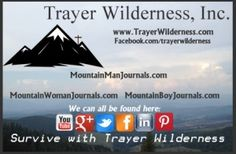 Mountain Woman Journals: The Comforts of Home - SurvivalMomRadio.com