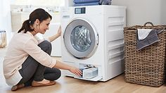 Miele Washing machines Automatic Dispensing