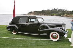 1940 Cadillac V-16 Series 90 Derham Town Car