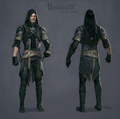 Ashgan enforcer clothes by *Hellstern on deviantART