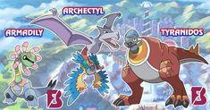 """""""Some Fossil Pokémon regenerated.but in Galar! Pokemon Funny, Pokemon Memes, Pokemon Fan Art, New Pokemon, Pokemon Fusion, Pokemon Stuff, Fossil Pokemon, Pokemon Breeds, Phoenix Art"""