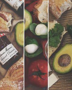 3 Brand New Variations Of Avocado Toast | Free People Blog #freepeople =)