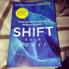 As much as I liked Wool by Hugh Howey I didnt enjoy Shift. Disappointing.