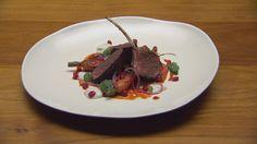 Master Chef Aus Spiced Pomegranate Glazed Lamb