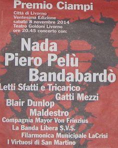 TOP LEGHORN: SERATA FINALE DEL PREMIO CIAMPI