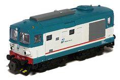 Bトレ FSD 345(イタリア国鉄)