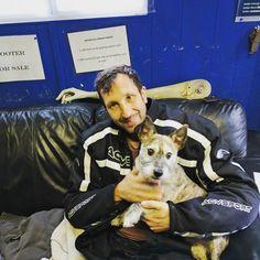 Well done Jason for passing your CBT # rebeldoggriders #Mashtherebeldogg