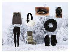 """""""winter time fun tobagan snow boots"""" by thatgirl44 ❤ liked on Polyvore featuring interior, interiors, interior design, home, home decor, interior decorating, River Island, Roxy, Mukluk and Sole Society"""