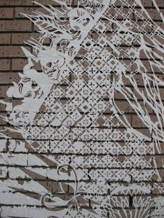 Visual Communication, Wall Design, City Photo, Detail, Paper, Creative, Shop, Art, Art Background