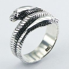 DESIGNER COBRA SNAKE RING on 925 STERLING SILVER NOW $39.95aus .....................With FREE SHIPPING AUSTRALIA WIDE.. SAVE THIS PIN OR BUY NOW FROM LINK HERE  http://www.ebay.com.au/itm/-/182492367087?ssPageName=ADME:L:LCA:AU:1123