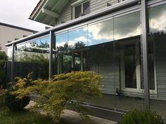 Terrassenüberdachungen und Glashäuser von ferobau – Sommergarantie das ganze Jahr über.  [FEROBAU] Pergola, Outdoor Decor, Home Decor, Glass Roof, Sun Sails, House, Decoration Home, Room Decor, Outdoor Pergola