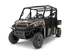 New 2017 Polaris RANGER CREW XP 1000 EPS Nara Bronze ATVs For Sale in South Carolina. 2017 Polaris RANGER CREW XP 1000 EPS Nara Bronze,