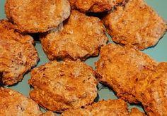 Tonijnkoekjes Lunch Snacks, Sugar Free, Cauliflower, Paleo, Healthy Eating, Low Carb, Fish, Chicken, Meat