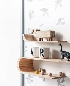 20 kid room shelves with styling you'll want to copy on domino.com