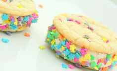 Such Springtime Confetti CookieWiches Limited Edition by tookies, $16.00