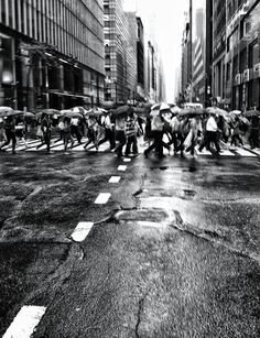 The Crossing - New York City