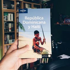 Tomorrow I'm embarking on a new adventure! I'll have one week to explore the Dominican Republic! So excited about that!  #vsco #LonelyPlanetXelMundo #dominicanrepublic #republicadominicana