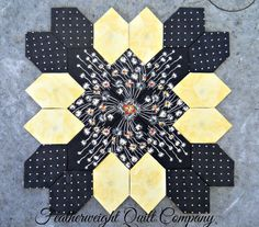 Lucy Boston Patchwork of the Crosses Block Kit # 44