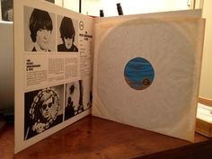 The Velvet Underground featuring Nico, early seventies UK press with gatefold cover.