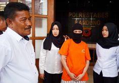Punya Pacar Penghuni Lapas Wanita Cantik Berjuluk Princess Bong Diringkus di Bandung karena Jualan Ini