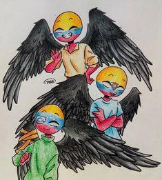 Mundo Comic, Country Art, Hetalia, Cool Drawings, Ecuador, Memes, Chibi, Disney Characters, Fictional Characters