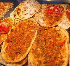Pide - Turkish Pizza