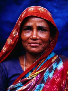 Dhakan Woman, Bangladesh