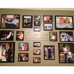 DIY photo canvases!! I'm doing this in my hallway !!