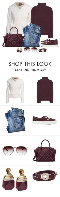 """""""Untitled #1294"""" by gallant81 ❤ liked on Polyvore featuring Juicy Couture, Chloé, Diesel, Vans, Christian Dior, MICHAEL Michael Kors, Jade Jagger and Sydney Evan"""