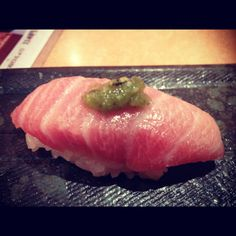 "Amazing sushi Thank u "" Sushi tsune in machida """