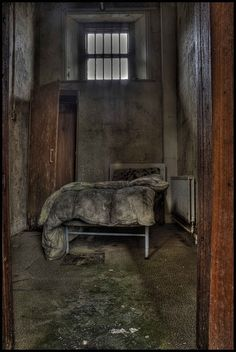 Bedtime at Talgarth Mental Hospital by Martyn.Smith., via Flickr