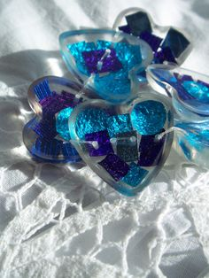 Blue Hearts reminds me of TRUE BLUE FOREVER.