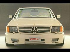 Gemballa Mercedes Benz 500SEC