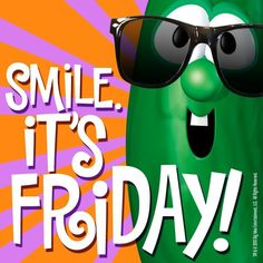 Happy VeggieTales Friday! The Silly Songs Sing Along is going to be awesome tonight!  http://www.ksbj.org/ksbj-events/event/VeggieTales-Live-Silly-Song-Sing-Along-Tour