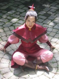 azula cosplay | Avatar Cosplay Cast :: Azula picture by daviddysart - Photobucket