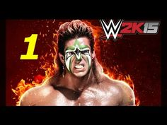 WWE 2K15 DLC SHOWCASE PATH OF THE WARRIOR